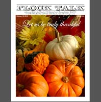 Flock Talk: Fall 2010